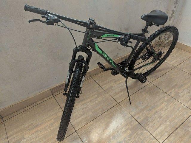 FREE ACTION , Bicicleta com 2 meses de uso. - Foto 6
