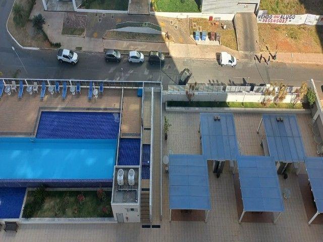 Apartamento com 1 Quarto, Andar Alto, Condomínio Completo em Águas Claras. - Foto 16