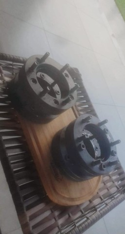 pneu rodas  para jeep willys trilha troller  - Foto 10