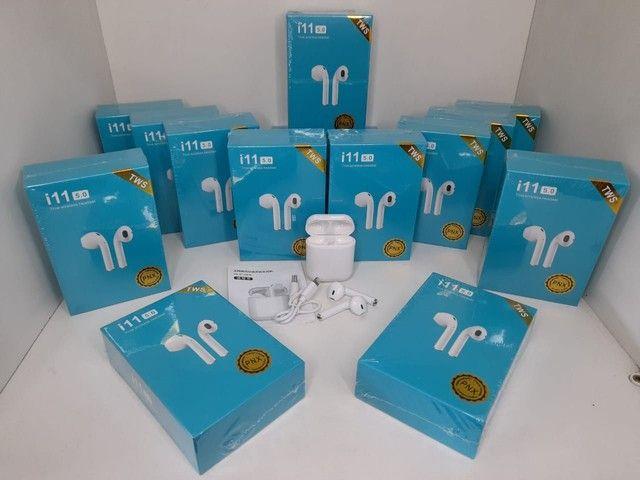 Fone de ouvido bluetooth i11 entrega grátis