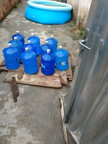 Galão 20 litros vazio