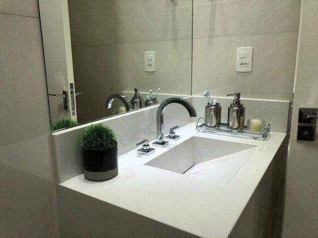 Casa de condomínio para venda com 180 metros quadrados com 3 quartos - Foto 15