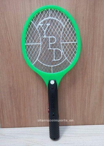 Raquete Elétrica Mata Mosquito  - Foto 4