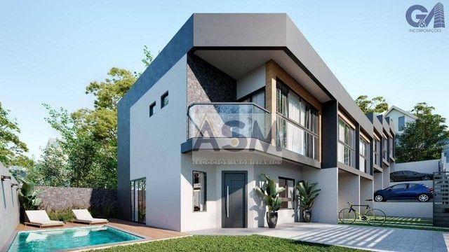 Sobrado com 2 dormitórios à venda por R$ 240.000 - Velha - Blumenau/SC
