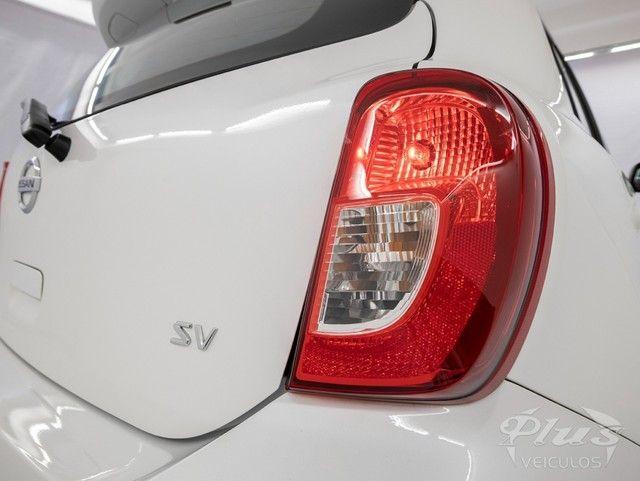 Nissan March 1.0 SV 4P - Foto 14