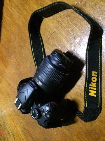 Câmera NIKON D3200 - Foto 3