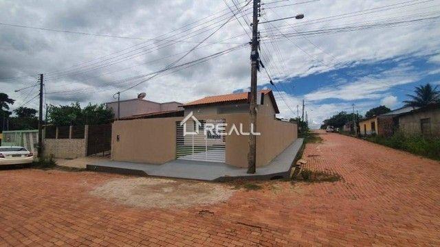 Waldemar Maciel - Casa com 2 dormitórios à venda, 59m² - Rio Branco/AC - Foto 2