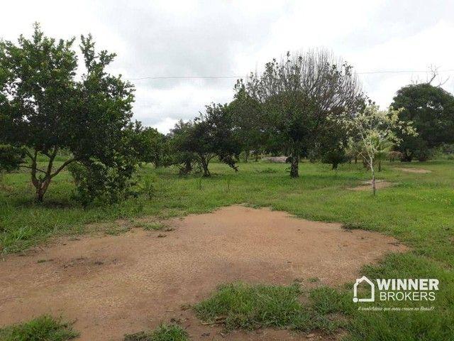 Sítio à venda, 42000 m² por R$ 250.000,00 - Área Rural de Candeias do Jamari - Candeias do