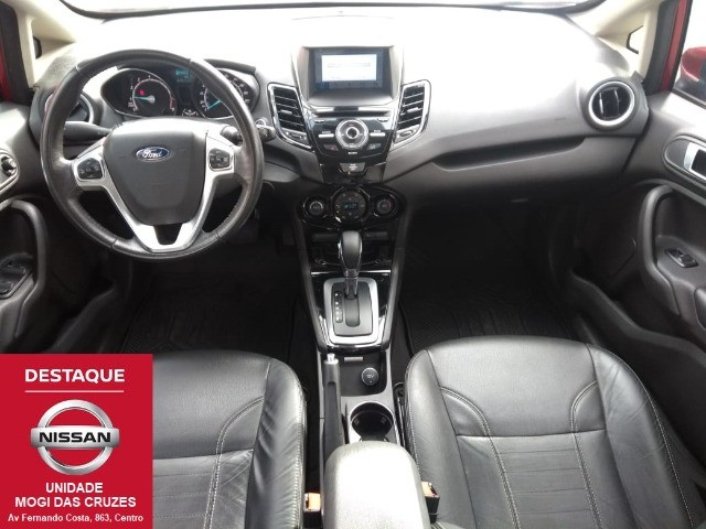 Fiesta Sedan Titanium Plus Automático 2017 - Foto 14