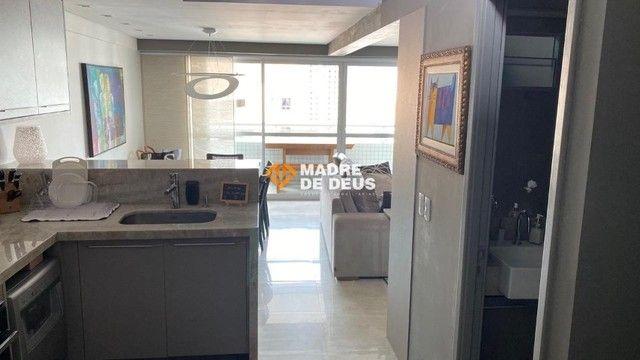Apartamento no Ed. Beach Class Residence. Meireles, Fortaleza. - Foto 8