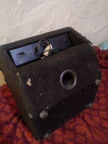 Amplificador Mackintec Black Falcon FUNCIONANDO - Foto 2