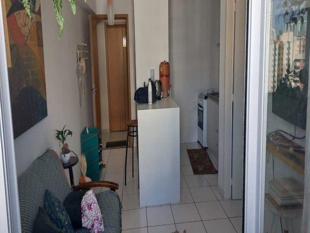 Apartamento com 1 Quarto, Andar Alto, Condomínio Completo em Águas Claras. - Foto 7