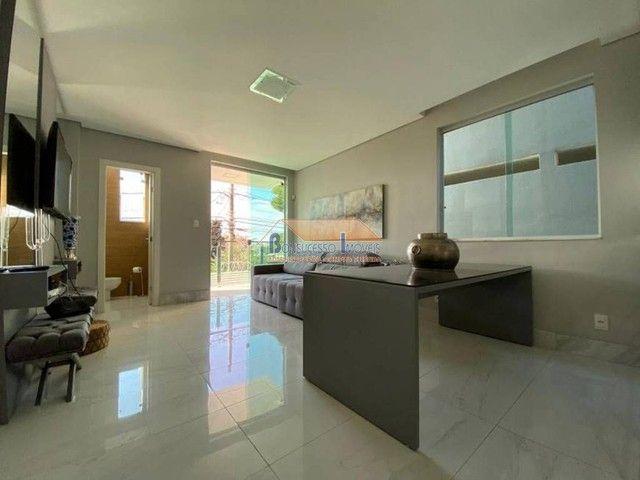 Casa à venda com 3 dormitórios em Itapoã, Belo horizonte cod:46978 - Foto 4