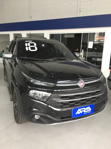 Fiat toro 2018 gnv entrada  48 x de 1.121 - Foto 2