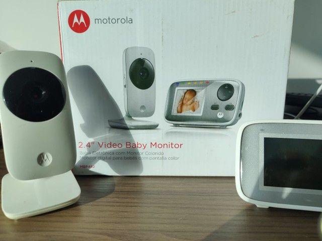 Babá Eletrônica Motorola MBP-482