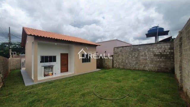 Waldemar Maciel - Casa com 2 dormitórios à venda, 59m² - Rio Branco/AC - Foto 19