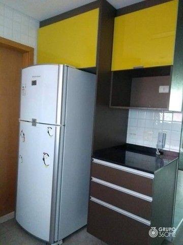 Apartamento com 3 dormitórios 1 suíte 2 vagas, à venda, 93 m² por R$ 580.000 - Vila Bastos - Foto 8