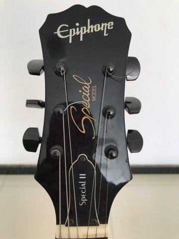 Guitarra Epiphone Lespaul Special ii - Foto 3