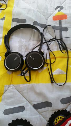 Headphone sony