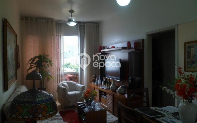 Apartamento à venda com 2 dormitórios em Grajaú, Rio de janeiro cod:SP2AP19896 - Foto 2