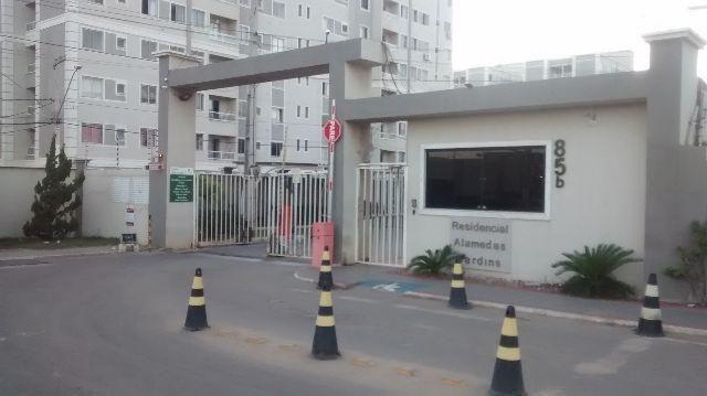 Aluga-se apartamento com 2/4 - Cond. Alameda Jardins no Inácio Barbosa