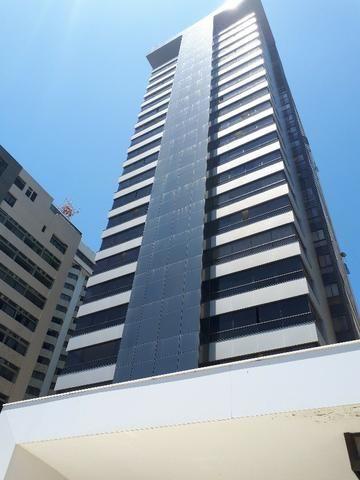 Apartamento na beira mar da Av boa viagem 270m2 planta de 4 quartos