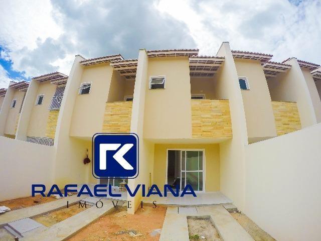 Casas Duplex 02 suítes em Maracanaú Pronta entrega