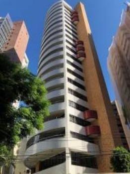 Apartamento 4 suites , nascente no Meireles
