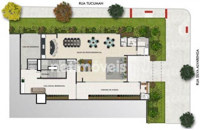 Apartamento à venda com 2 dormitórios em São geraldo, Belo horizonte cod:734309 - Foto 17