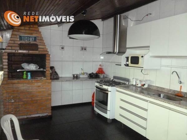 Casa à venda com 5 dormitórios em Serrano, Belo horizonte cod:393508 - Foto 15