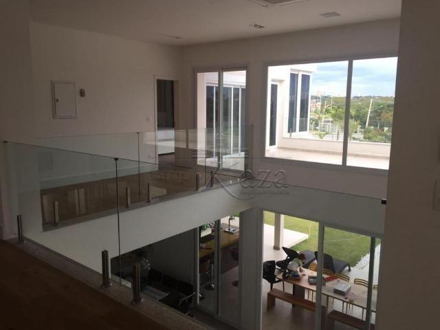 Casa 450 m² de A/C Terreno 750 m² Jardim do Golfe Urbanova - Foto 6