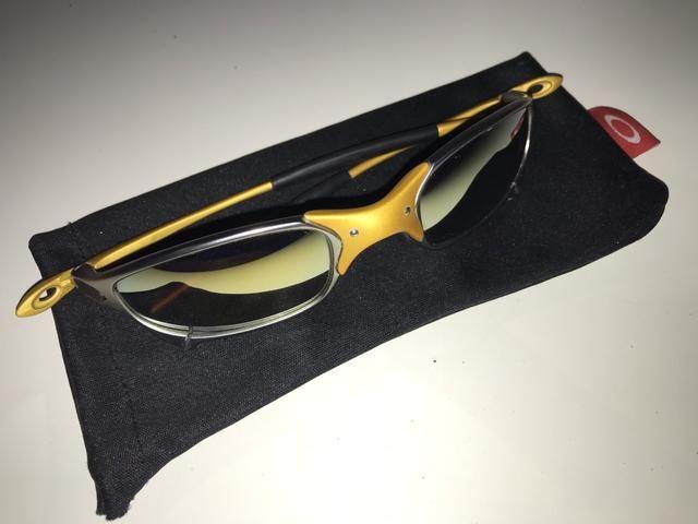 13b97a57d Óculos Oakley Juliet 24k original - Bijouterias, relógios e ...