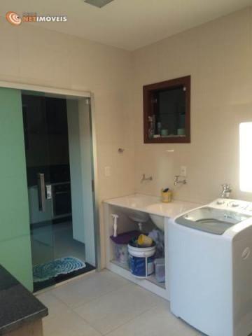 Casa à venda com 3 dormitórios em Serrano, Belo horizonte cod:355084 - Foto 8