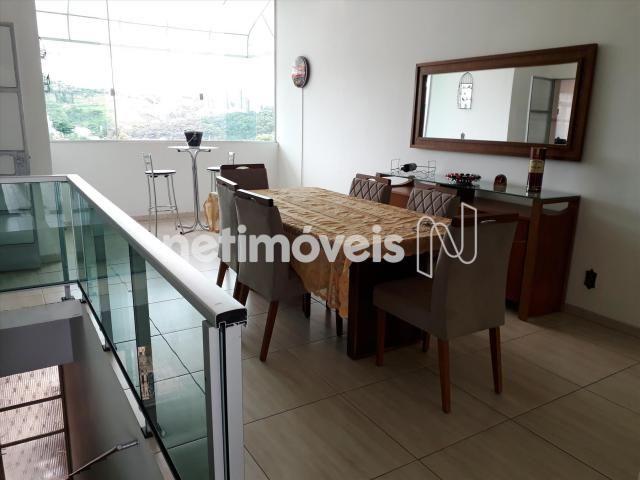 Casa à venda com 3 dormitórios em Caiçaras, Belo horizonte cod:739123 - Foto 4