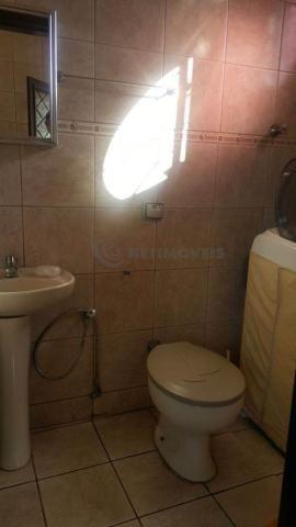Casa à venda com 4 dormitórios em Alípio de melo, Belo horizonte cod:448488 - Foto 12