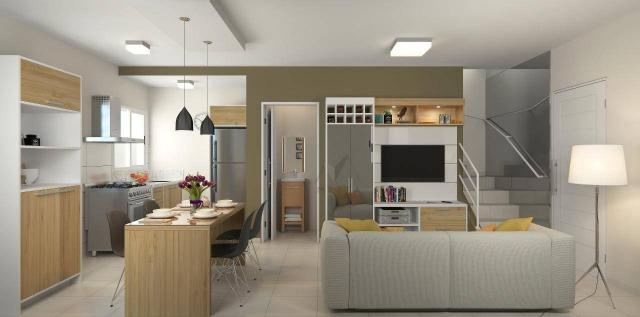 Sobrado com 2 dormitórios à venda, 48 m² por R$ 147.500 - Conjunto Habitacional Jardim Hum - Foto 15