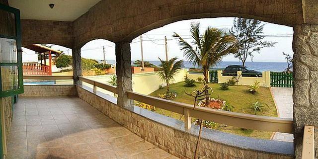 Paraíso existe. Aluguel de Casa para temporada de frente para o mar - Foto 11