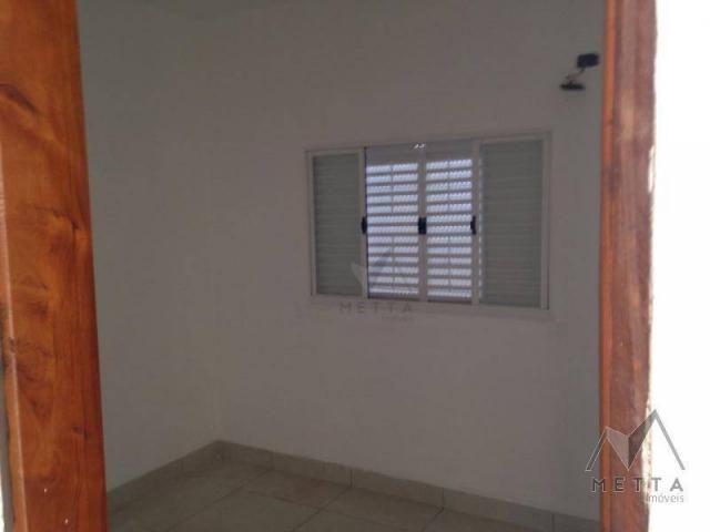 Casa com 2 dormitórios à venda, 62 m² por R$ 160.000 - Jardim Novo Prudentino - Presidente - Foto 15