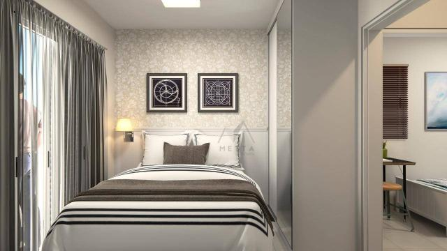 Sobrado com 2 dormitórios à venda, 48 m² por R$ 147.500 - Conjunto Habitacional Jardim Hum - Foto 13