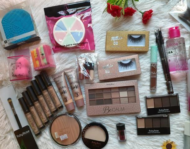 Maquiagem com preço que cabe no seu bolso - Foto 2