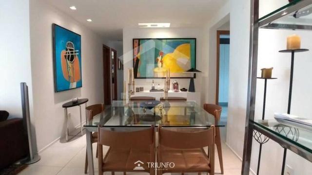 (EXR) Repasse - Alto padrão! Apartamento à venda no Cocó -> 162m², 4 suítes [TR34768] - Foto 6