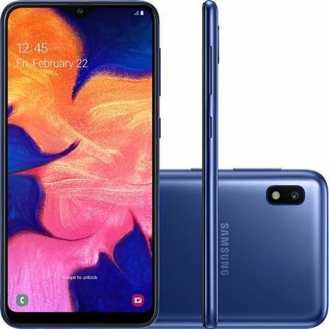 Troco Samsung a10 por iPhone 6