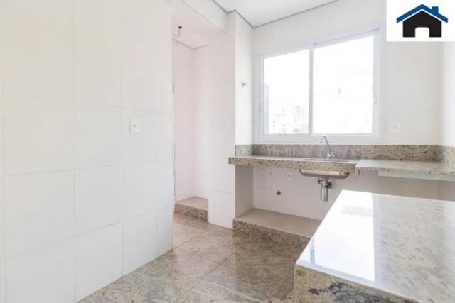 Apartamento para locação em belo horizonte, buritis, 4 dormitórios, 2 suítes, 3 banheiros - Foto 13