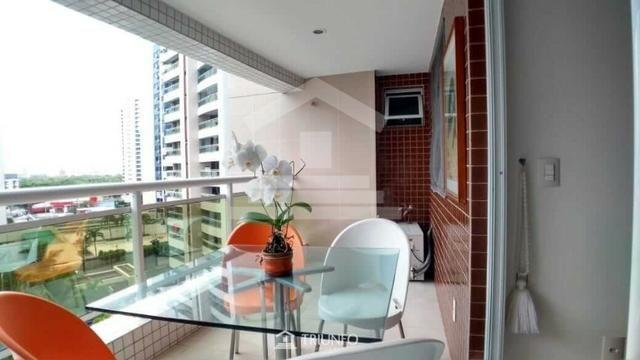 (EXR) Repasse - Alto padrão! Apartamento à venda no Cocó -> 162m², 4 suítes [TR34768] - Foto 4