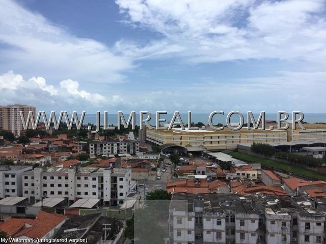 (Cod.085 - Jacarecanga) - Vendo Apartamento Novo, 79m², 3 Quartos - Foto 2