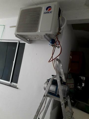 EDF refrigeração em ar Split