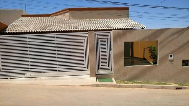 Rua 4 Vicente pires 3 quartos 1 suíte+churrasqueira