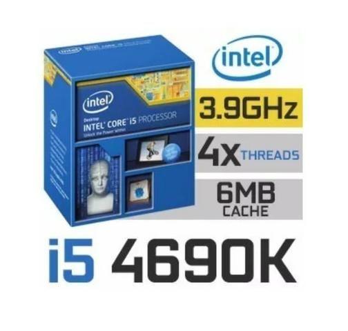 Processador i5 4690k novinho!