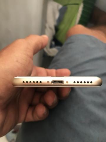IPhone 7 32 GB dourado super novo - Foto 5