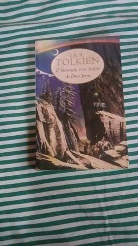 Livro senhor dos anéis 2 e 3 + o hobbit - Foto 4